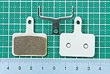 MTB シマノ SHIMANO BR-M415 BR-M445 BR-M475 BR-C601用 ディスクブレーキパッド メタルパッド