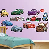 Amazing Disney/Pixar Cars 2 Collection Wall Decals by Fathead