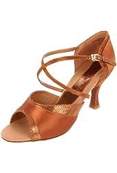 Capezio Women's Capezio Dancesport Nadia Dance Shoe