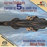Symphonie No.5/Francesca de Rimini