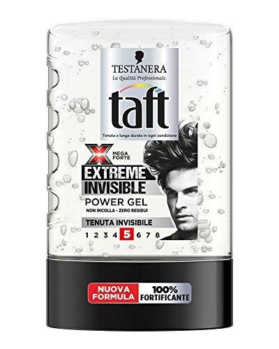 6 x TESTANERA TAFT Gel Capelli Extreme 300 ML