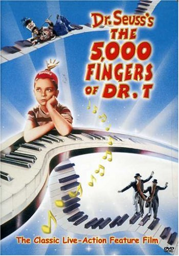 5000 Fingers of Dr T [DVD] [1953] [Region 1] [US Import] [NTSC]