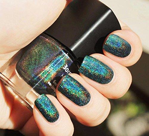Holographic-Holo-Glitter-Born-Pretty-Nail-Polish-Volume-6ml-Style-Varnish-Hologram-Code12
