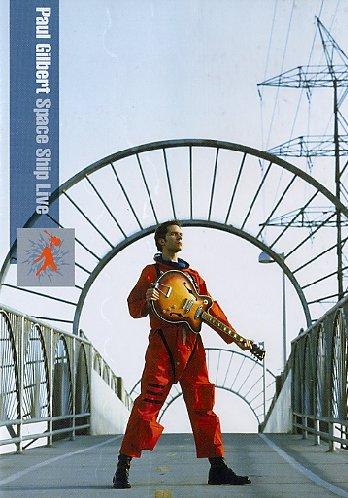 Paul Gilbert: Spaceship Live
