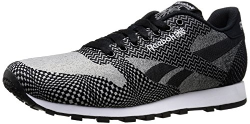 reebok-mens-cl-runner-jacquard-classic-shoe-fade-light-solid-grey-black-white-13-m-us