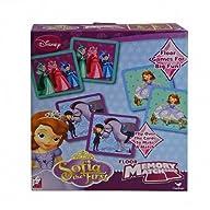 Disney Princess Sofia the First Floor Memory Match Game