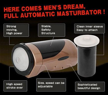 Remarkable A10 masturbation device remarkable idea