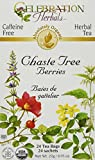 Chaste Tree Berries Tea Organic - 24 BAG