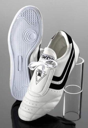 Kwon - Scarpe da allenamento Chosun Plus, disponibili in 2 colori, Bianco (bianco), 36