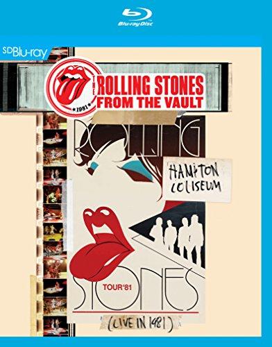 Rolling Stones - From the Vault: Hampton Coliseum [Blu-ray] - Zortam Music