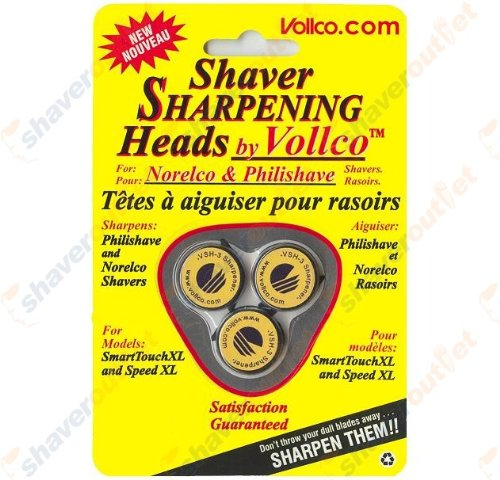 Norelco Electric Shaver Sharpening Hq9 Heads