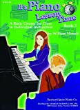 Its Piano Lesson Time - Book 3