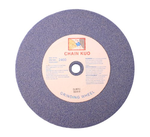OREGON 88-049 Grinding Stone, 10-Inch, Blue, made by Ching Kuo picture