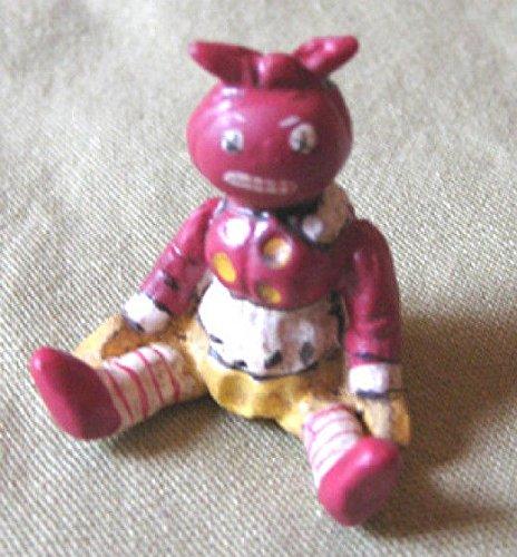Salamander Poliwoggs Halloween Miniature Figurine RED DEVIL DOLL Rare!