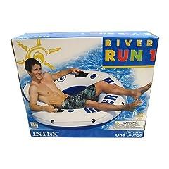 Buy INTEX River Run I Inflatable Floating Tube Raft by Intex