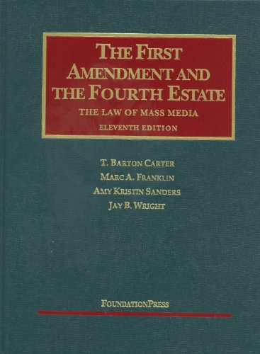 Carter, Franklin, Sanders, and Wright's The First...