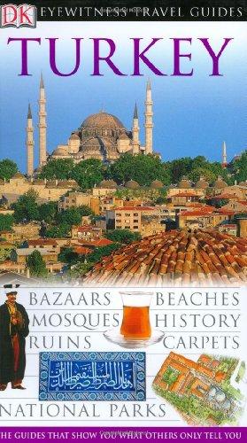 DK Eyewitness Travel Guide to Turkey