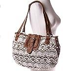 Crochet Front Bag