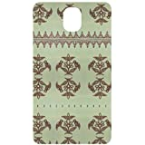 Indian Tribal Wall Art Back Cover Case for Samsung Galaxy Note 3 / NIII / N3 / N9000