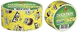 SpongeBob SquarePants DuckTape Duct Tape, 2-roll