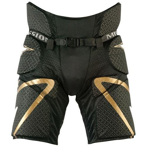 Mission CSX Roller Hockey Girdle - Youth 2010 Medium - Black