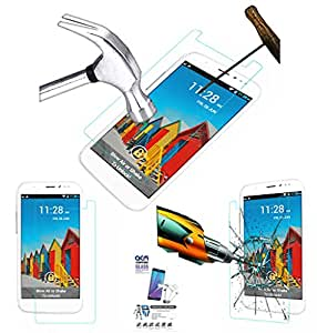 Acm Tempered Glass Screenguard For Micromax Canvas Doodle 2 A240 Mobile Screen Guard Scratch Protector