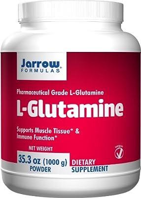 Jarrow Formulas L-Glutamine Powder, 2,000 g