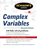 img - for Schaum's Outline of Complex Variables, 2ed (Schaum's Outlines) book / textbook / text book
