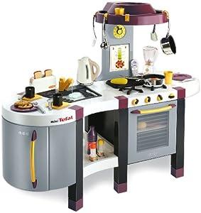SMOBY - 024460 Tefal, Cucina per bambini: Amazon.it: Giochi e ...