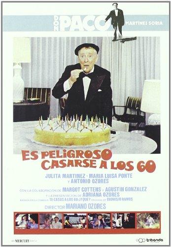 ES PELIGROSO CASARSE A LOS 60 : PELICULA[DVD Non-USA Format, Pal Region 2 import]