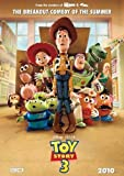 Toy Story 3 Original Movie Poster Advance Characters Standing