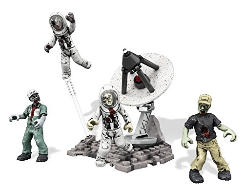 Mega Bloks Call of Duty Zombies Moon Mob Playset
