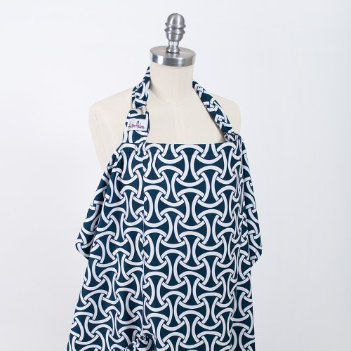 Hooter Hiders Cotton Nursing Cover - Camden Lock