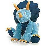 GUND Trevor the Triceratops Soft Toy 35.5cm