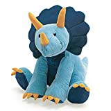 GUND Trevor the Triceratops Soft Toy 35.5cm
