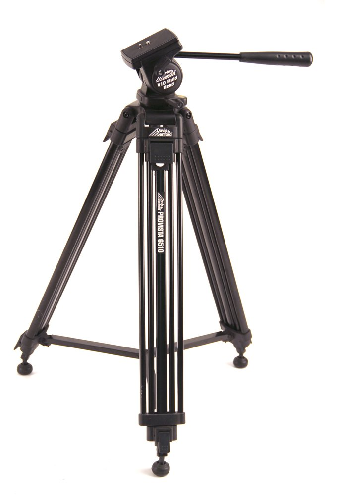 купить Davis & Sanford PROVISTA6510 Provista65 Tripod with V10 Head for Cameras дешево