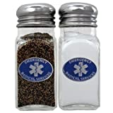 Siskiyou Gifts EMS Salt and Pepper Shakers