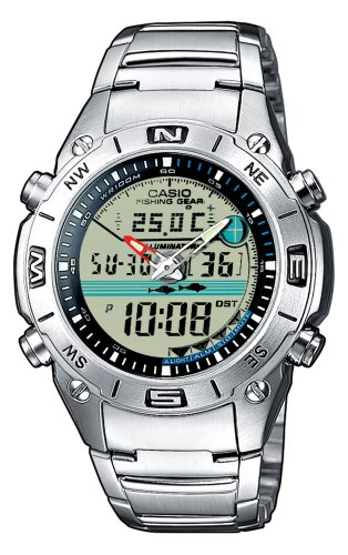 Casio Collection Herren-Armbanduhr Analog / Digital Quarz AMW-702D-7AVEF