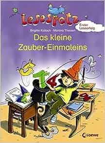 Lesepiraten: Das Kleine Zauber-Einmaleins (German Edition