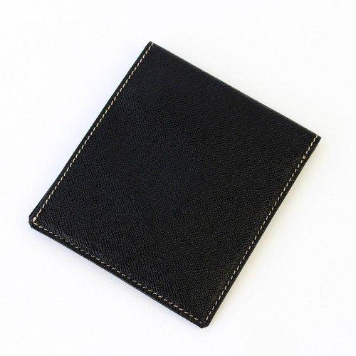折り財布 FRUH フリュー スマート 牛革 2つ折り 財布 メンズ:wallet-ga-3330991 (ブラック)