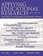 Applying Educational Research How to Read Do and Use Research to Solve Problems of Practice Pearson