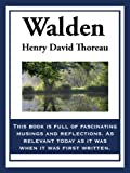 Image of Walden: (Or Life in the Woods)