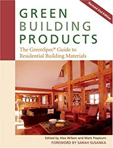 "Cover of ""Green Building Products: The Gr..."
