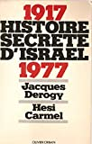 img - for 1917 Histoire secr te d'Israel 1977  book / textbook / text book