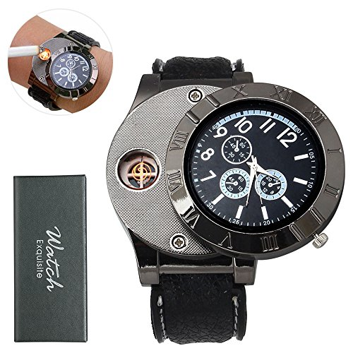 men-usb-lighter-watch-ezykoo-novelty-rechargeable-wristwatch-high-grade-military-watch-with-windproo