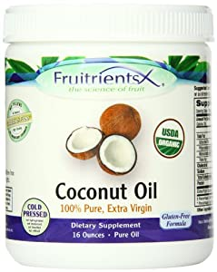 Emerald Laboratories Coconut Oil, 16 Ounce