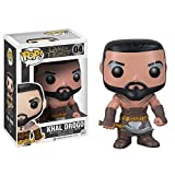 Game of Thrones Pop! Khal Drogo Vinyl Figureby Funko