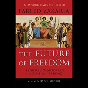 The Future of Freedom Audiobook