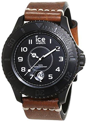 Ice-Watch Ice-Heritage -Robusta - big HE.BN.BM.B.L.14 - Orologio da polso da uomo, cinturino in pelle colore marrone