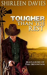 (FREE on 10/2) Tougher Than The Rest by Shirleen Davies - http://eBooksHabit.com